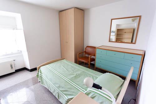 Casa di Riposo Genova don Guanella-camera singola